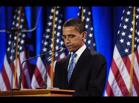 Избранный президент сша барак обама