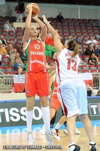 Женская сборная Беларуси