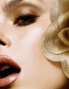 Новогодний макияж 2010