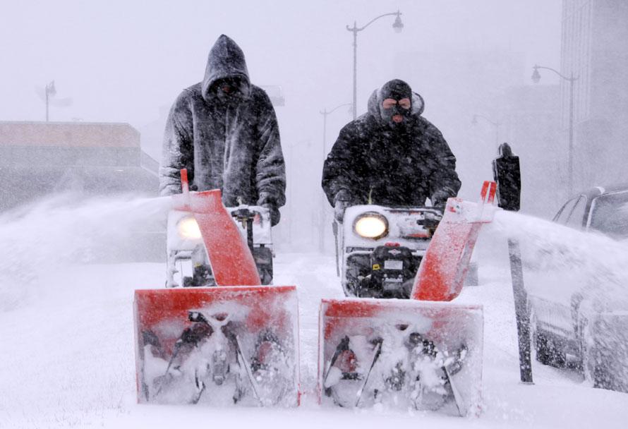 10.02.2010, США, Висконсин