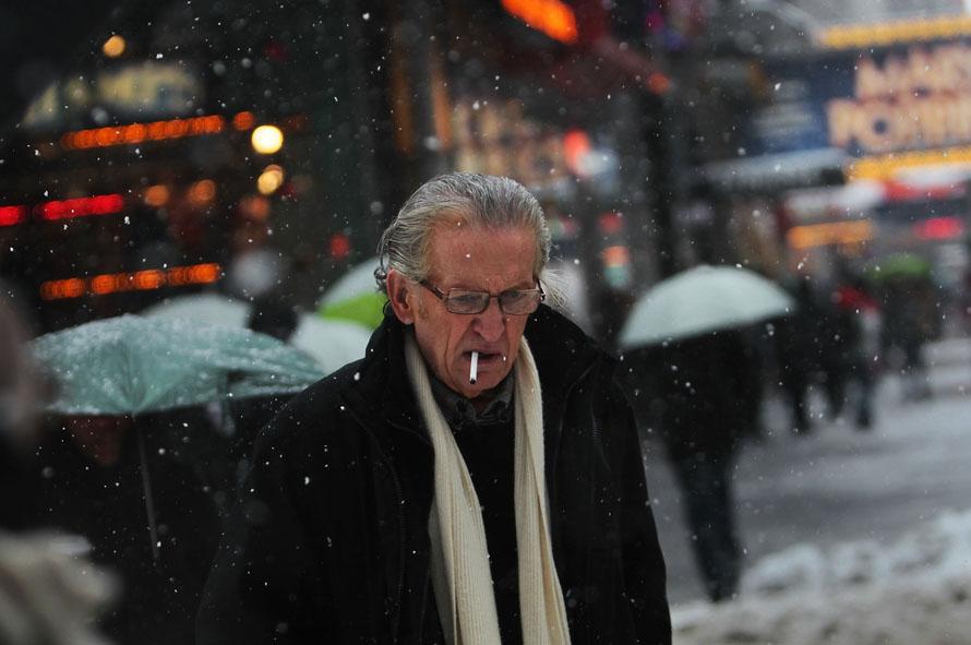 26.02.2010 США, Нью-Йорк
