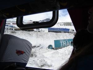 Los  Caracoles, Анды, Чили