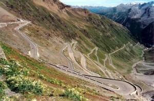 Stelvio Pass, Италия