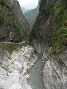 Taroko Gorge Road, Тайвань