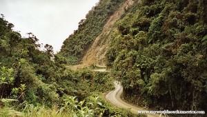 The Road of death, Боливия