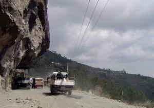 Halsema шоссе, Филиппины