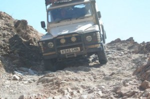 Van Zyl's Pass, Намибия