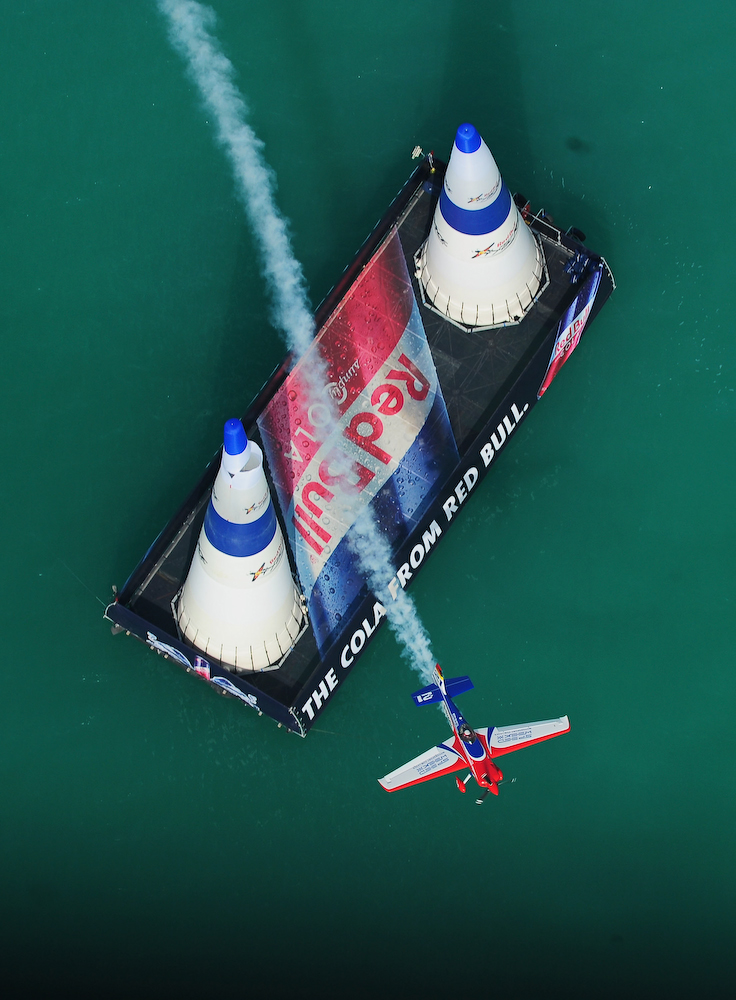 Red Bull Air Race в Абу Даби