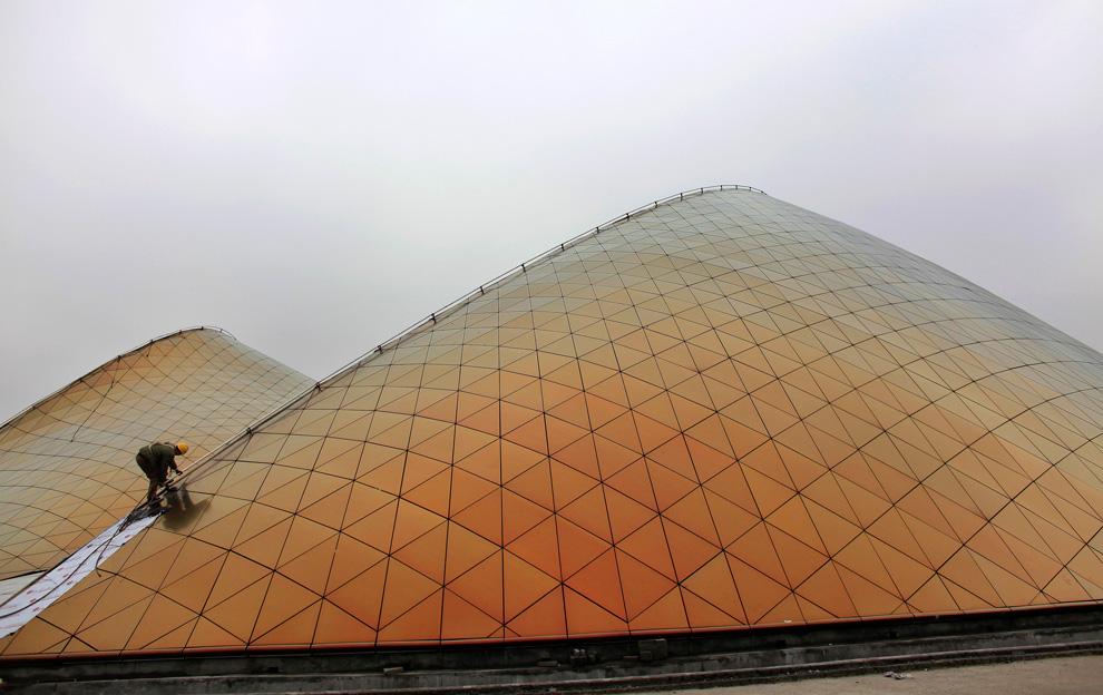Павильон Объединенных Арабских Эмиратов на Всемирной выставке в Шанхае