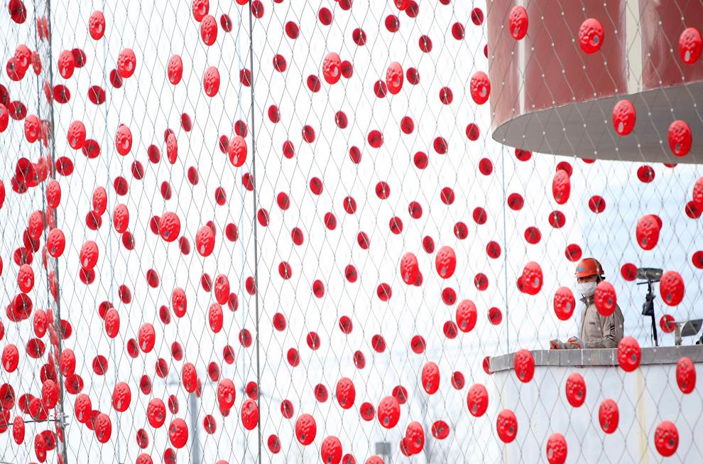 Павильон Швейцарии на Всемирной выставке в Шанхае