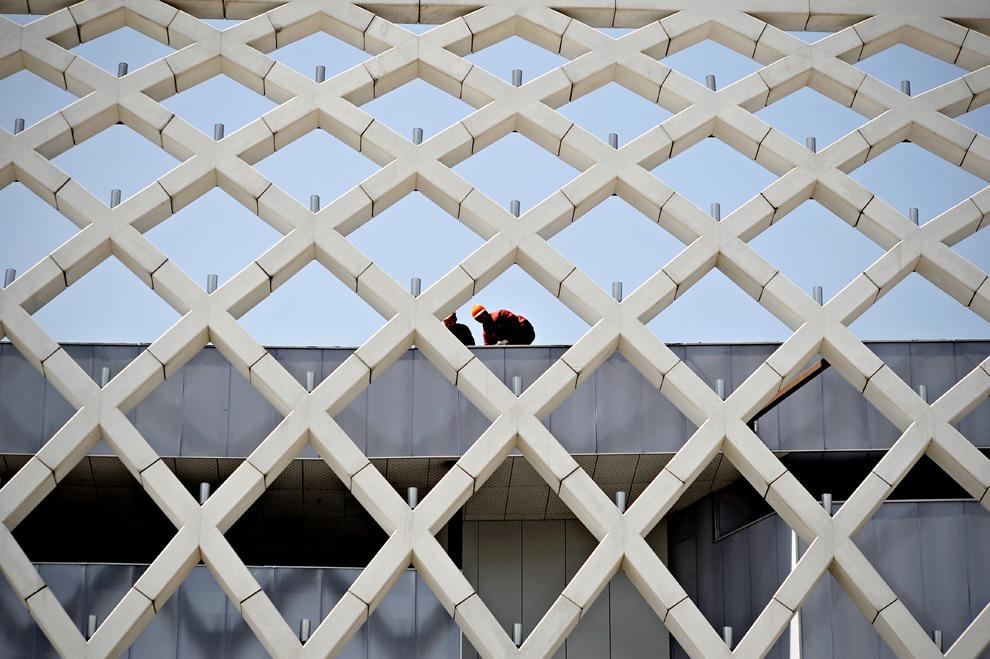 Павильон Франции на Всемирной выставке в Шанхае