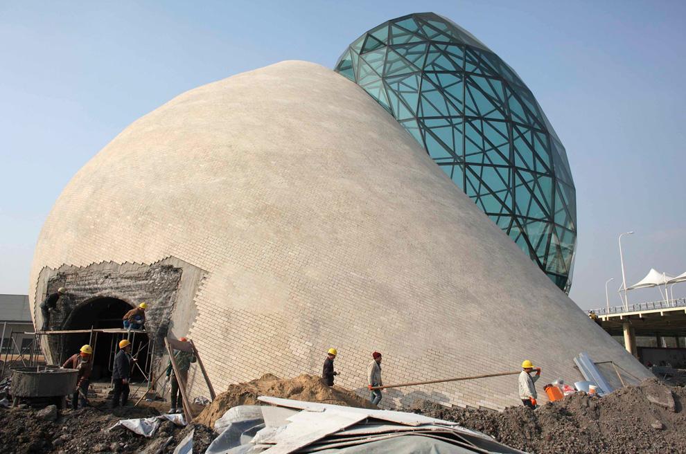 Павильон Израиля на Всемирной выставке в Шанхае