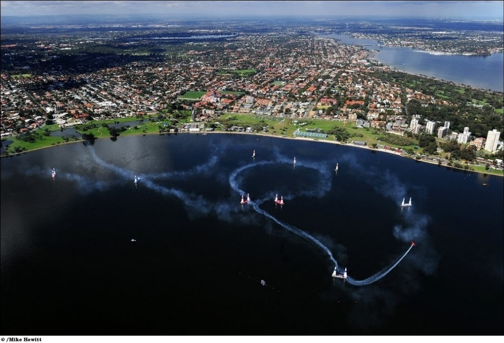 Red Bull Air Race в Австралии