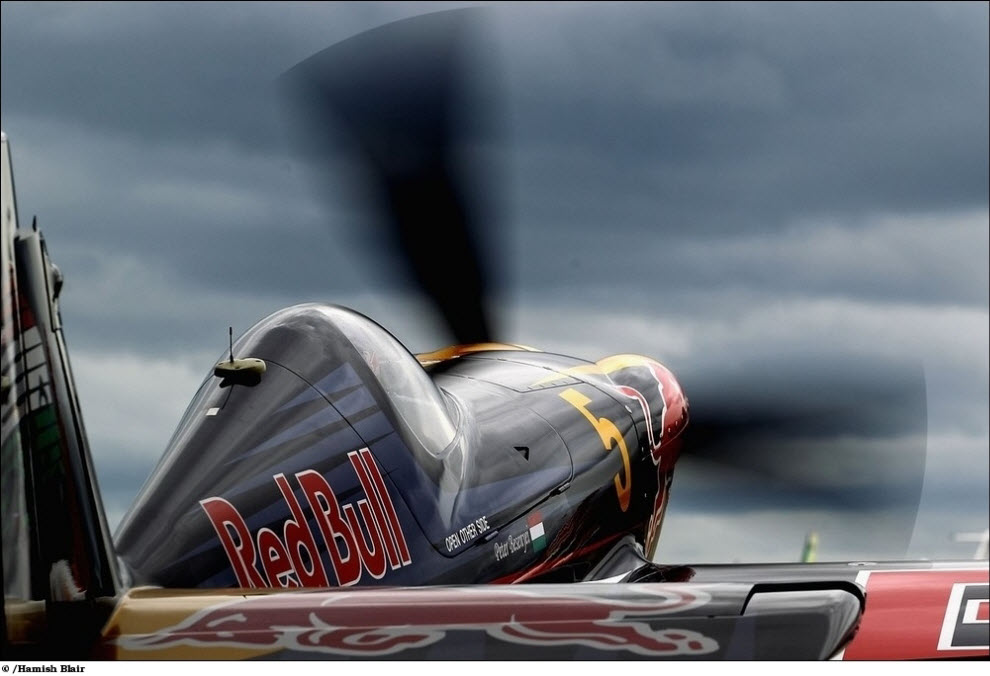 Red Bull Air Race в Рио-де-Жанейро