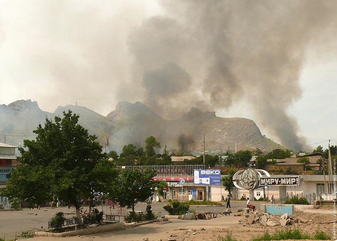 12.06.2010 Киргизия, Оше