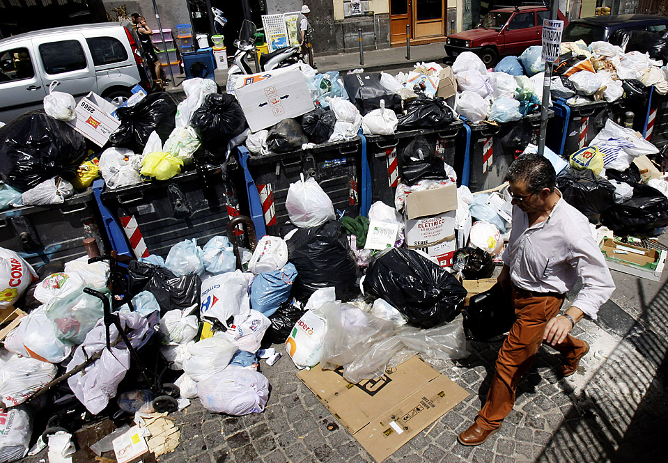 17.06.2010 Италия, Неаполе