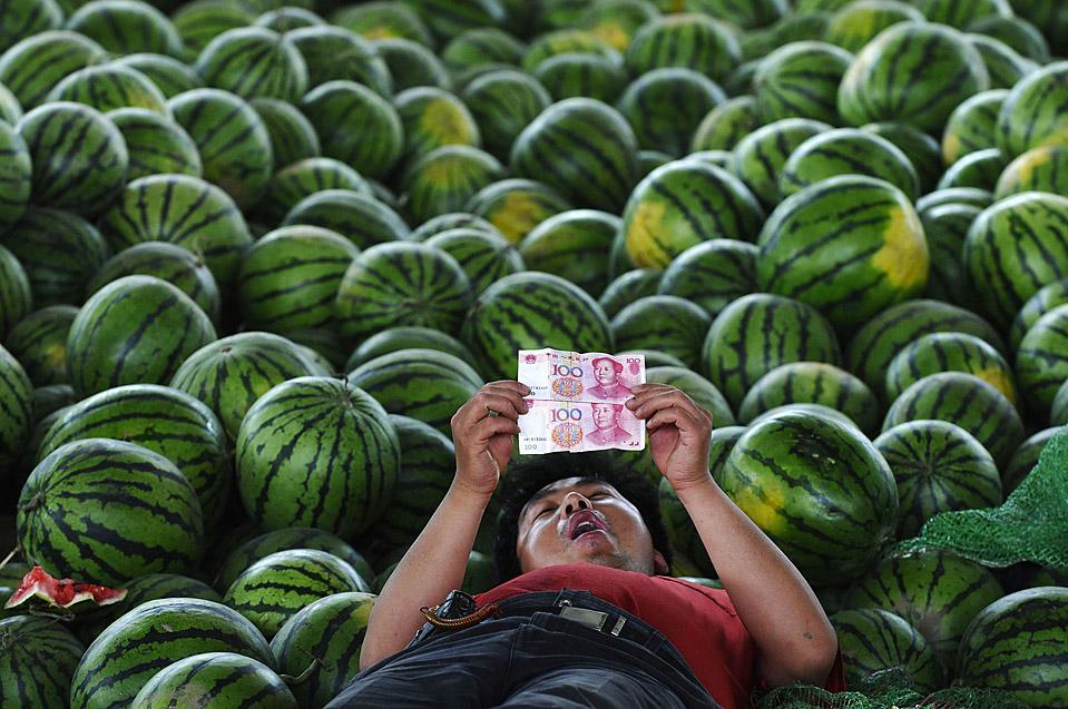 22.06.2010 Китай, провинция Шаньси
