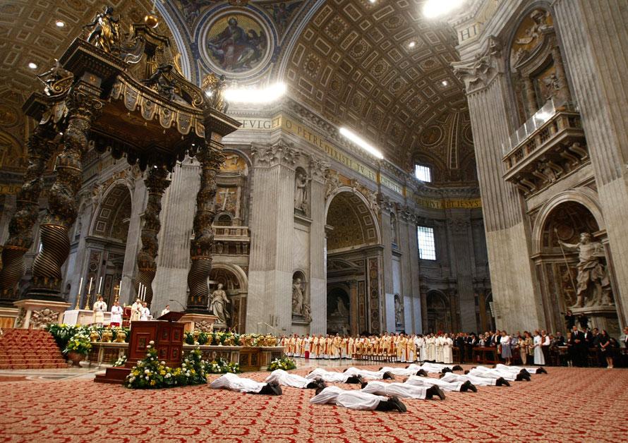 22.06.2010 Ватикан