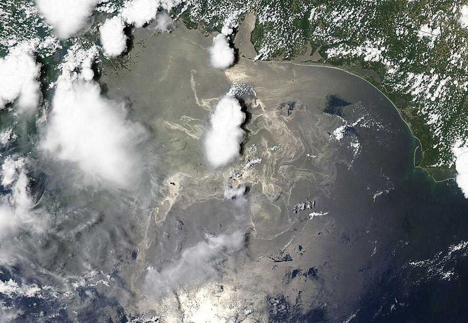 23.06.2010 Мексиканский залив