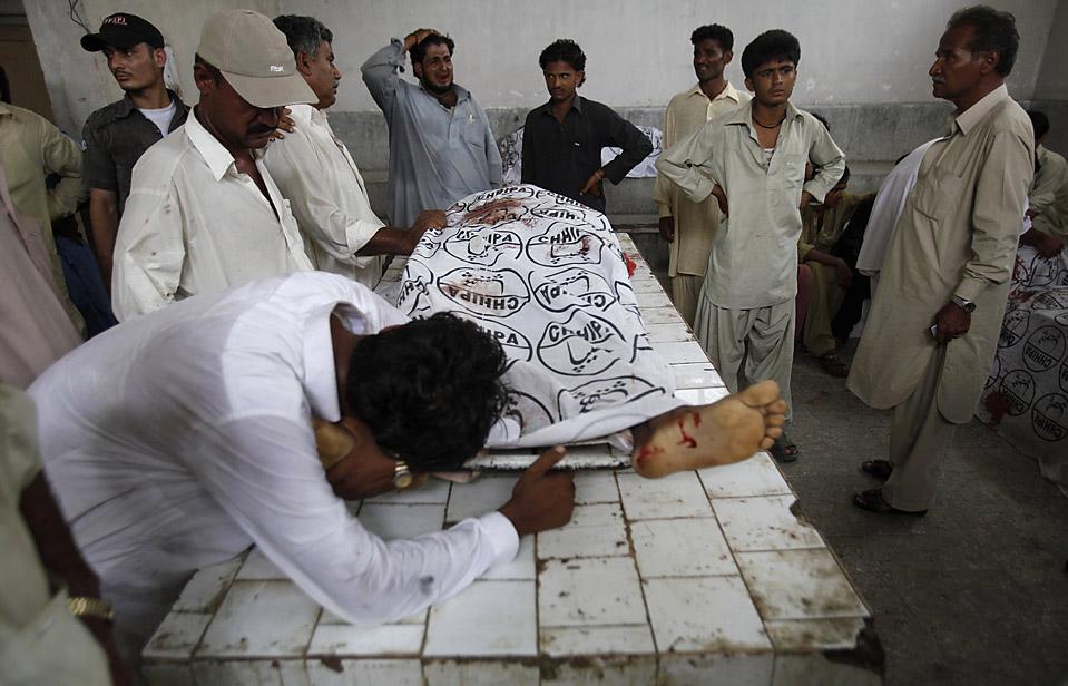 23.06.2010 Пакистан, Карачи