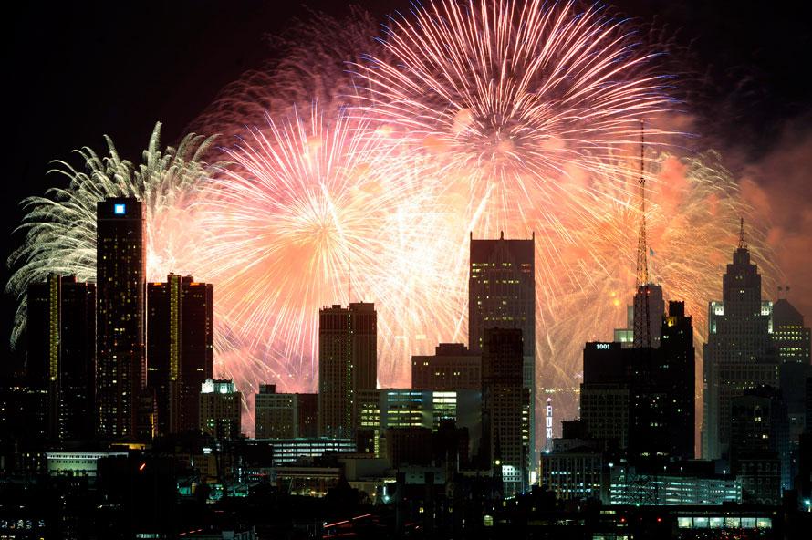 23.06.2010 США, Детройт