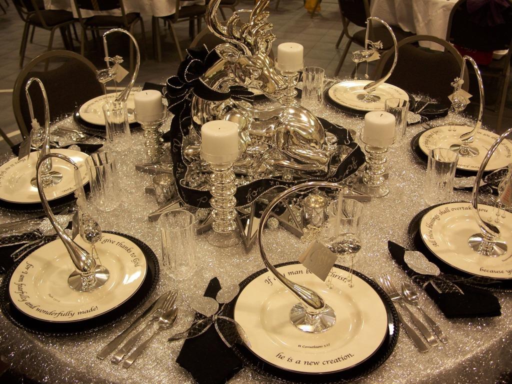 Праздничный стол как его сделать 4