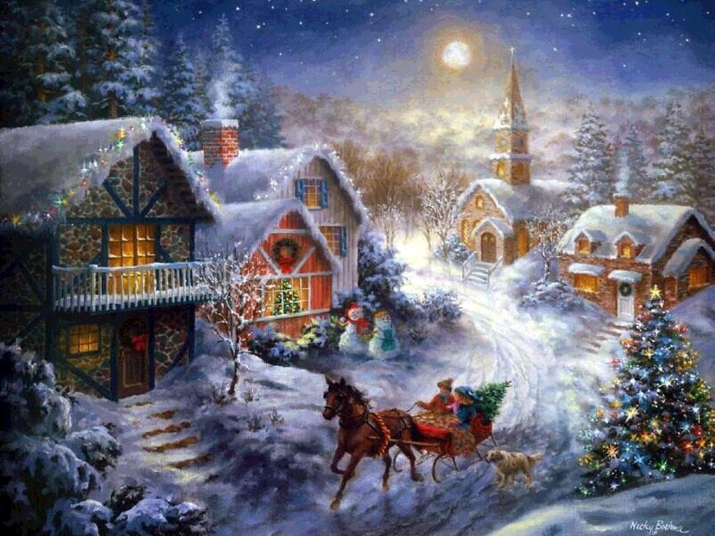 Праздники новый год новый год