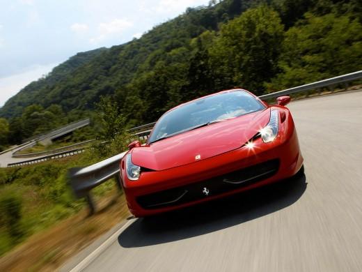 Ferrari представила новый суперкар FF