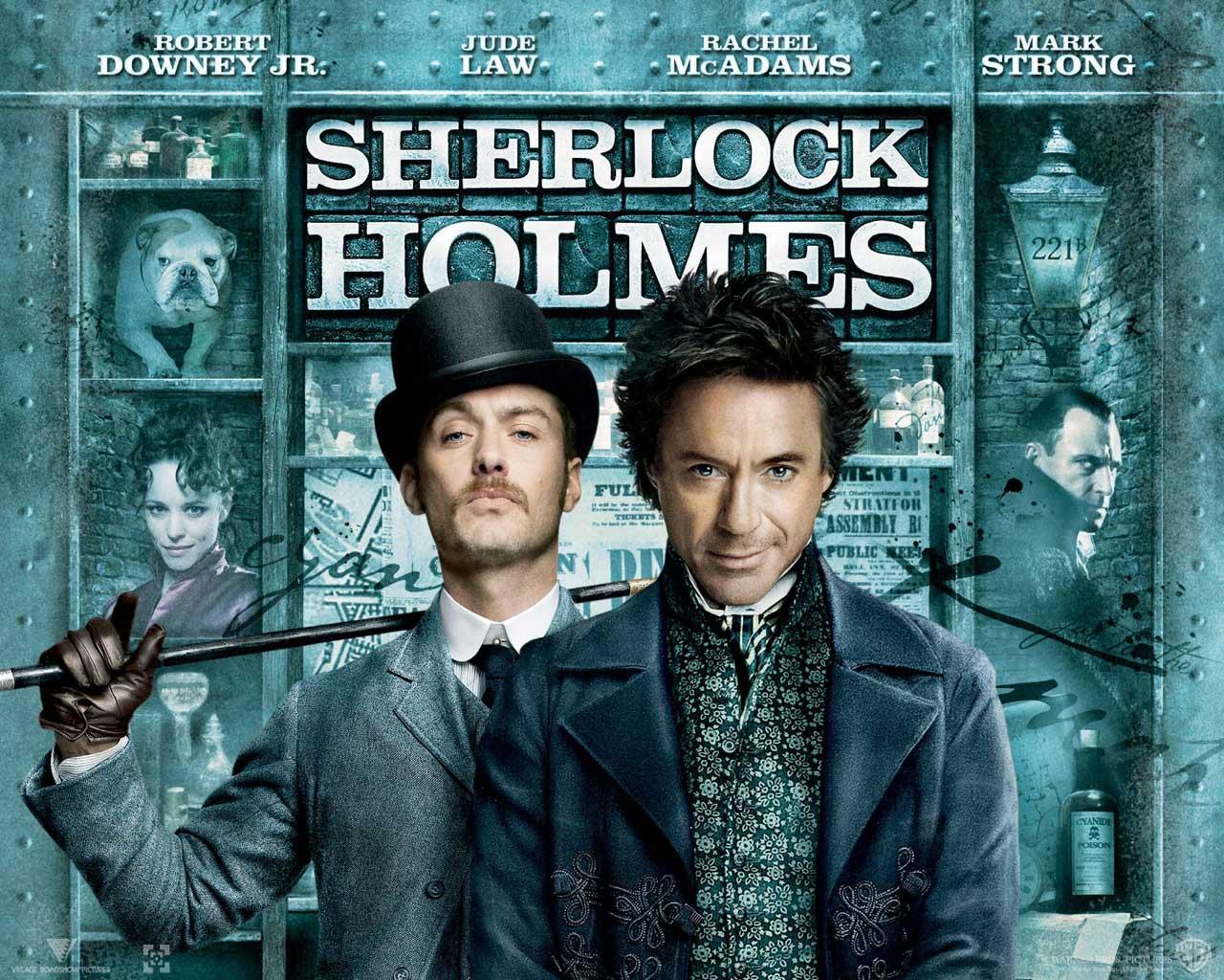 Шерлок холмс игра теней книга скачать бесплатно