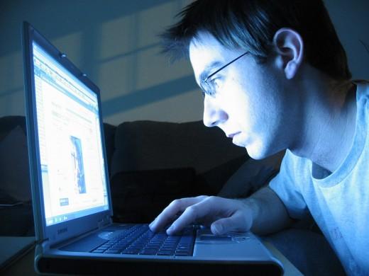 Ноутбук научили понимать взгляд человека