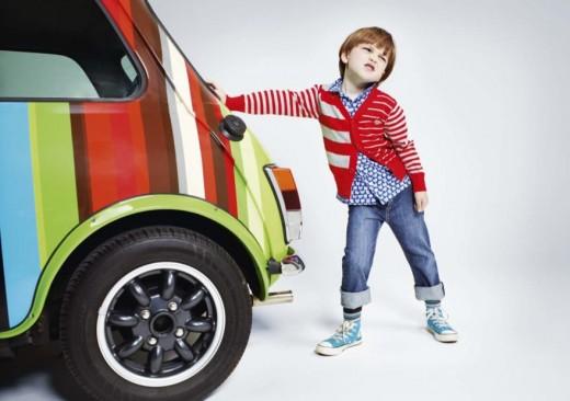 Детская одежда субкультур