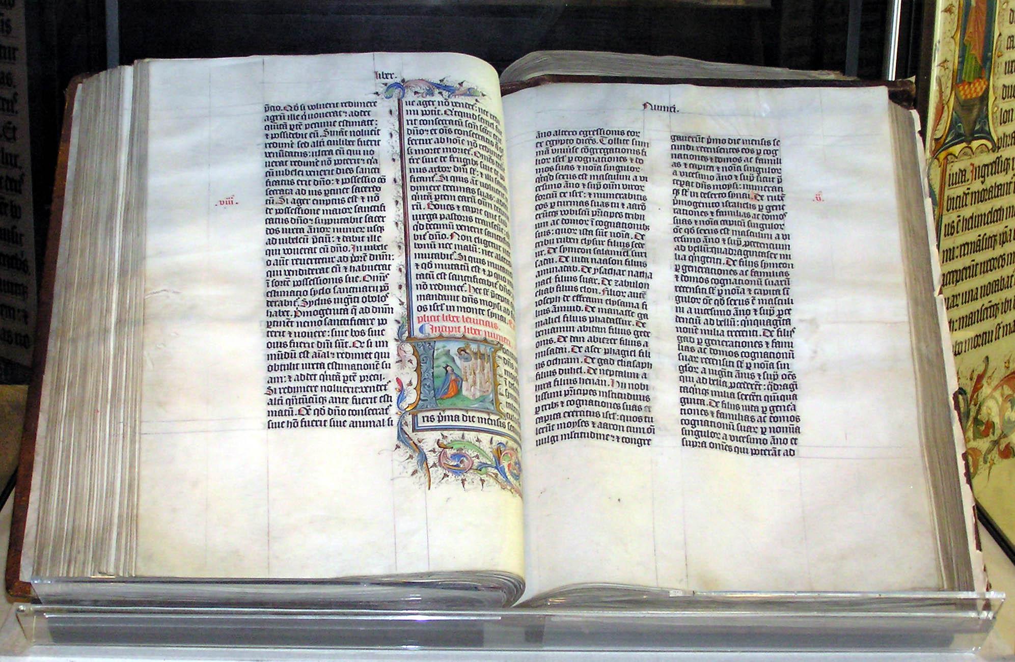Книга находилась в деревенской церкви