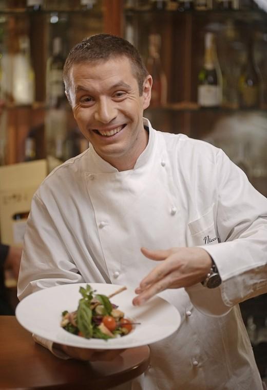 Шеф-повар ресторана «Mille Miglia» Никколо Росси рассказал о гастрономических пристрастиях известных людей