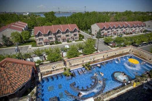 SPA курорты