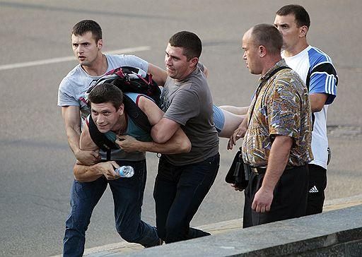 США усиливают давление на Минск