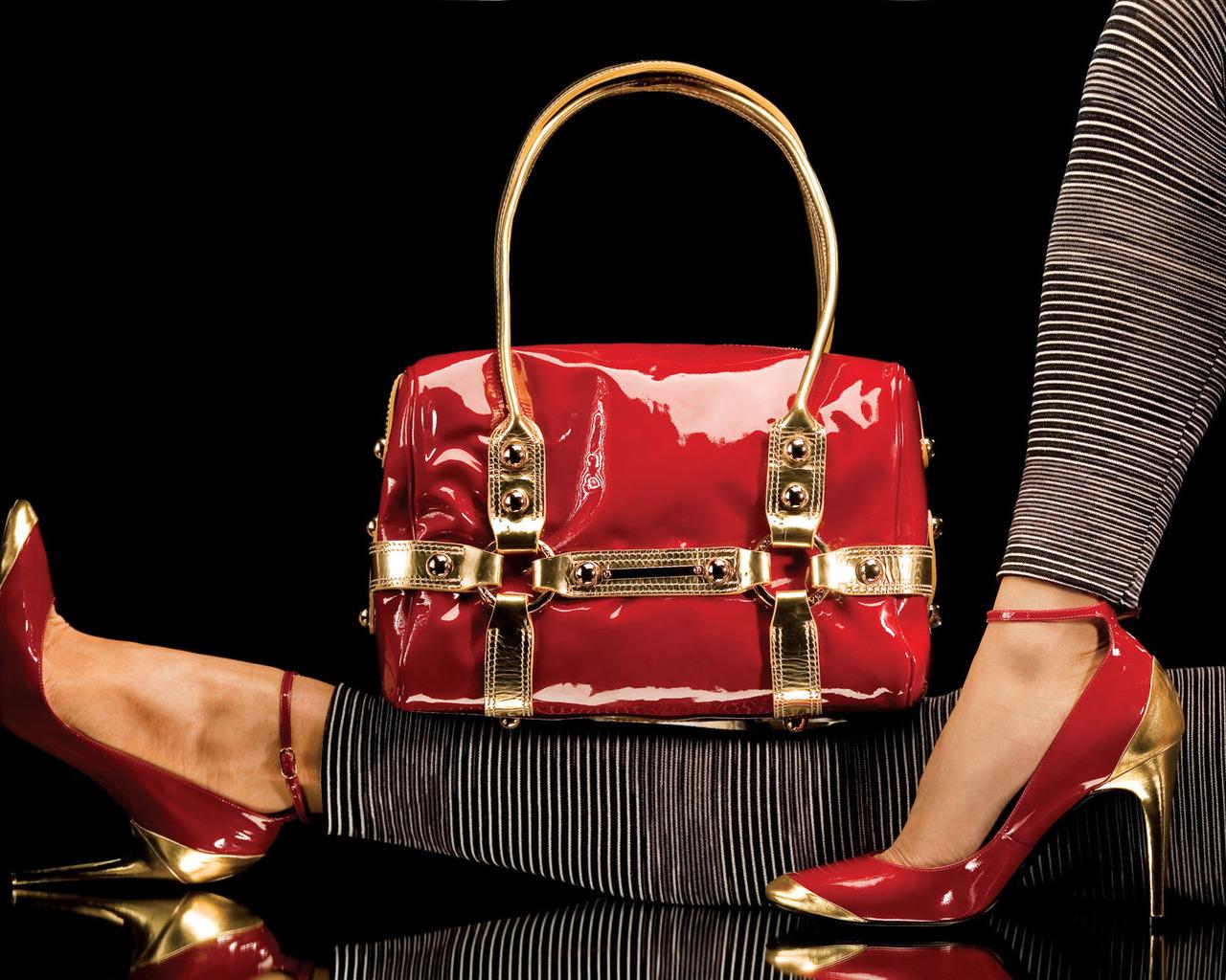 Босоножки и сумка