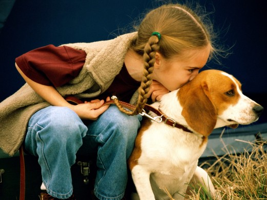 Понимают собак лучше чем взрослые