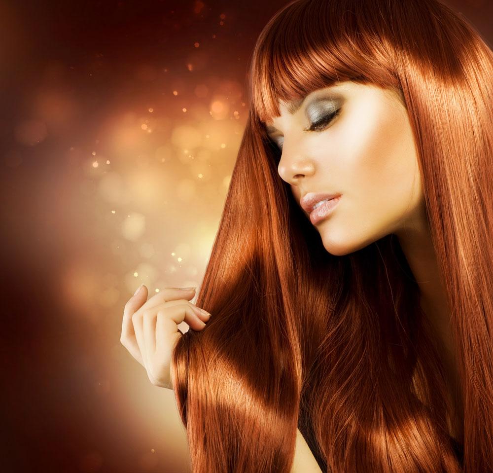 Волос красивые волосы без вреда