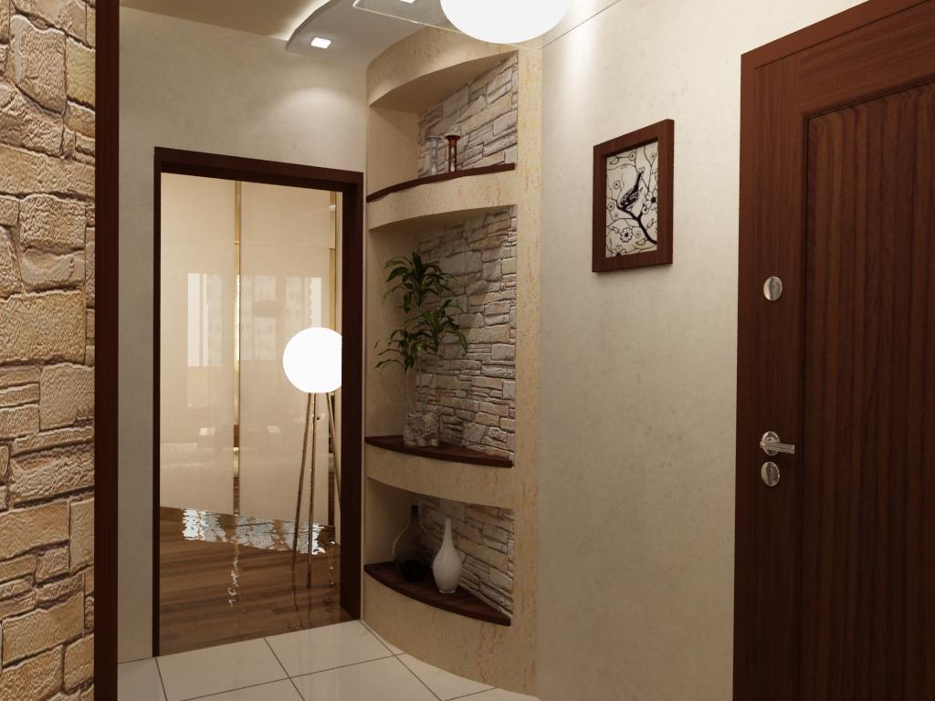 Дизайн коридора в квартире хрущевке