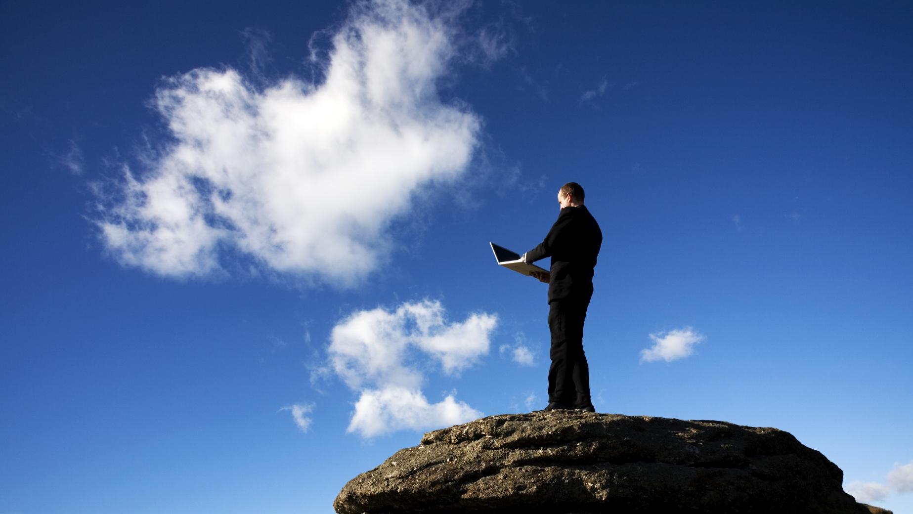 Отраслевые эксперты говорят что cloud