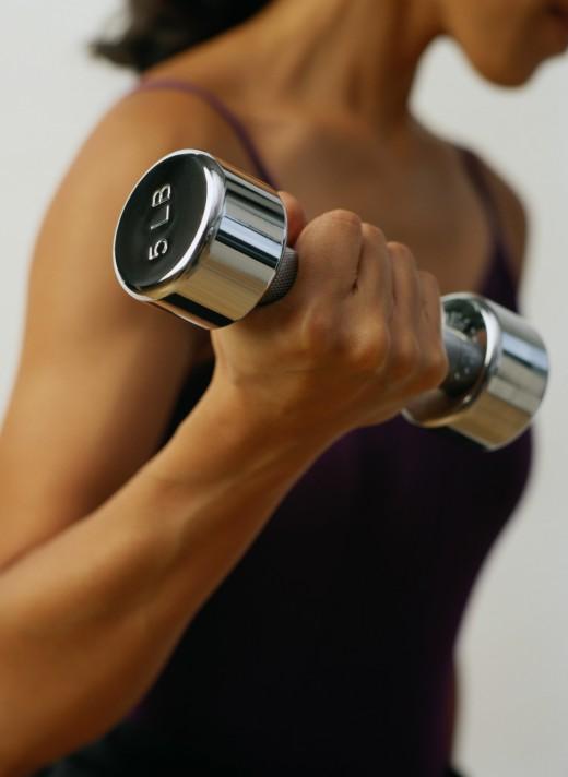 Правильное спортивное питание - около 50% успеха занятий человека в спортзале