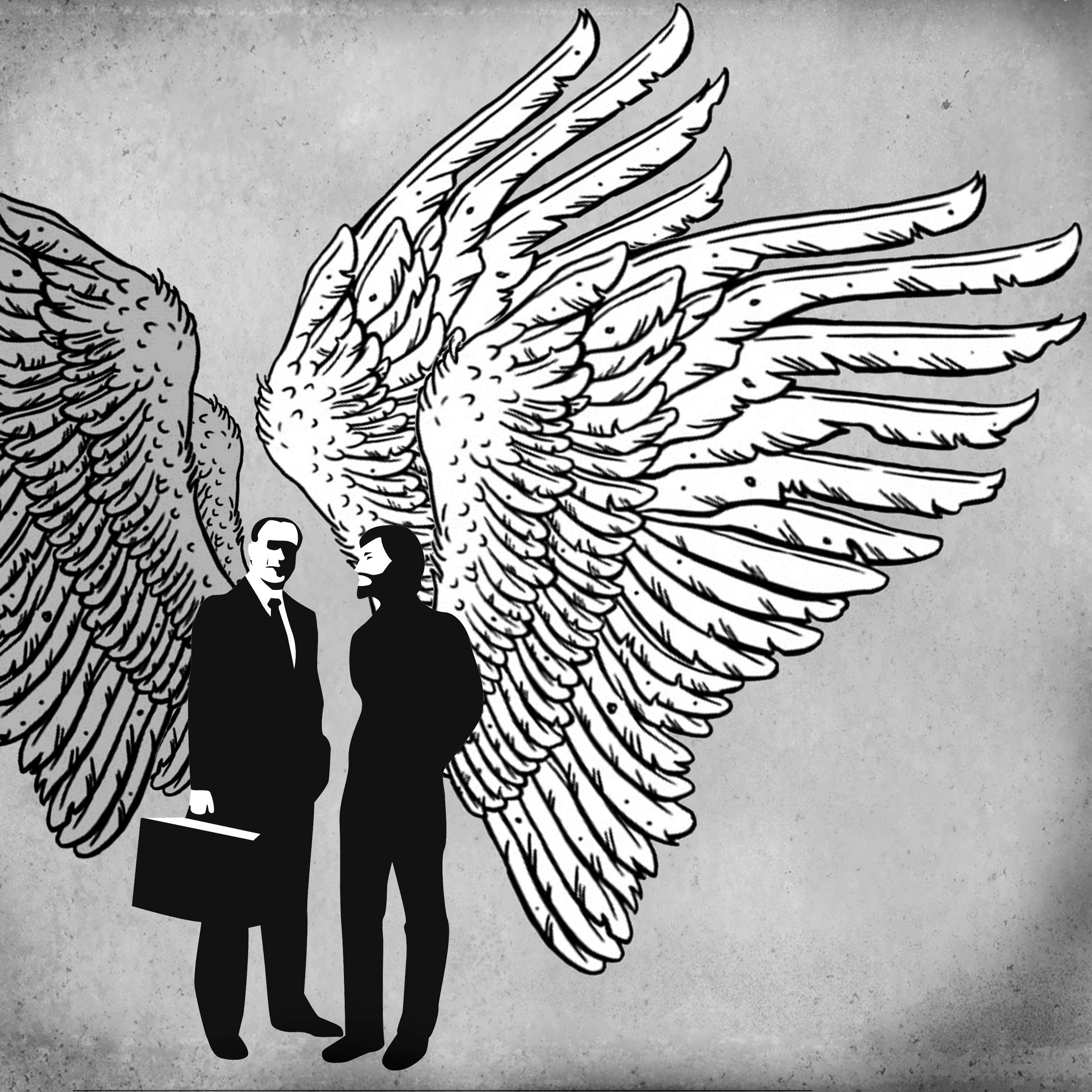 бизнес-ангелы