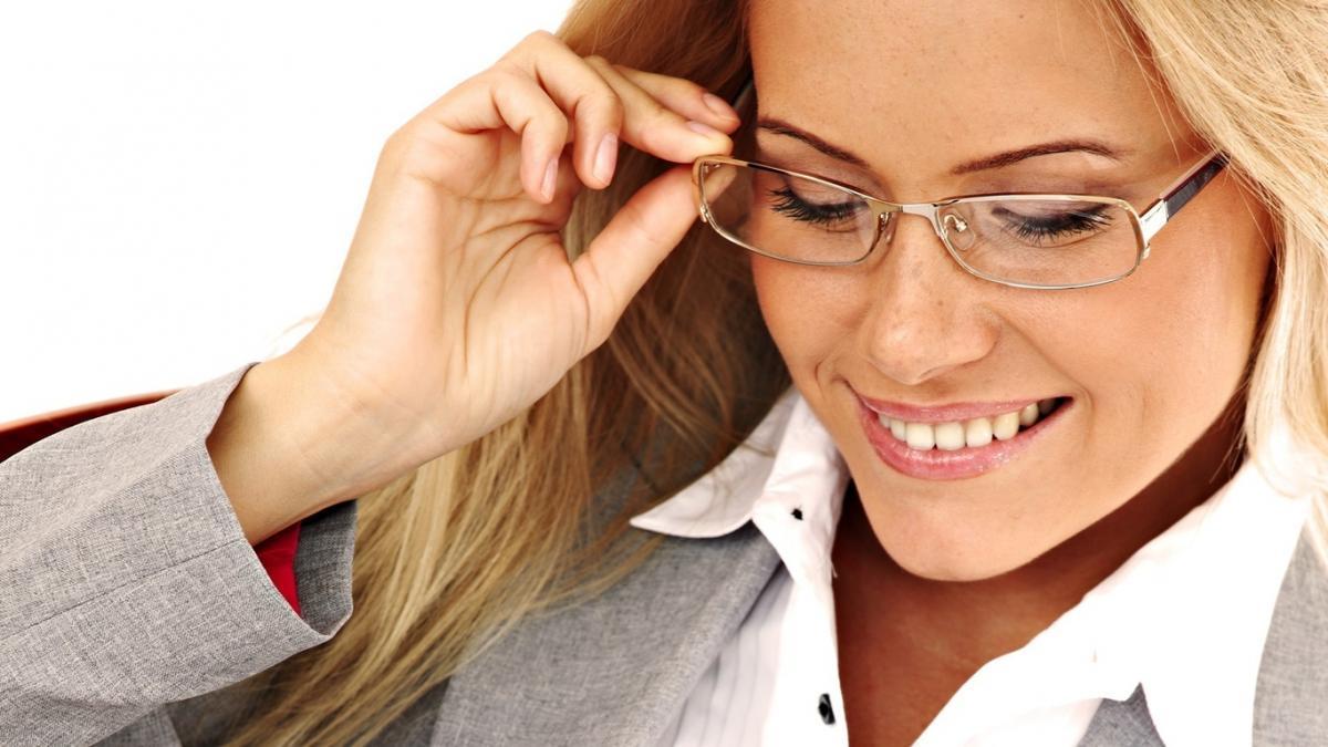 Секс в очках для зрения 27 фотография