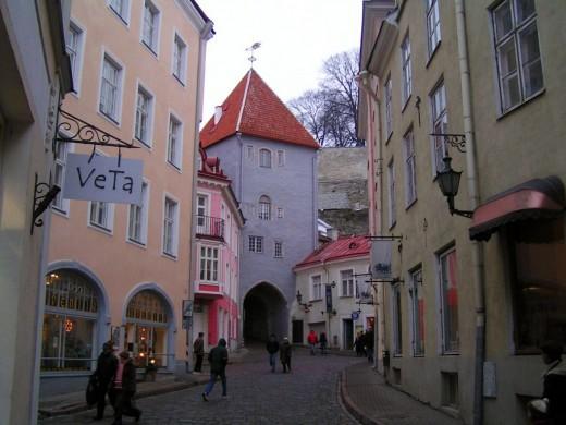 С Нового года общественный транспорт в Таллине будет бесплатным