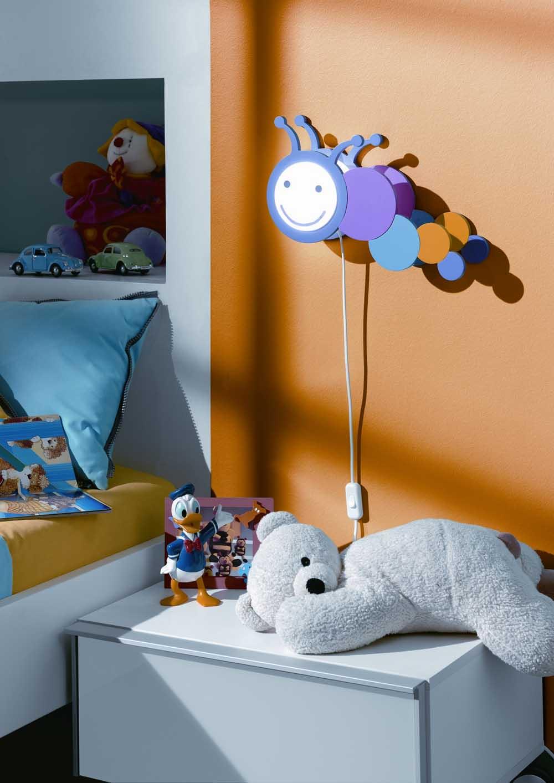 Ночники в детскую комнату своими руками