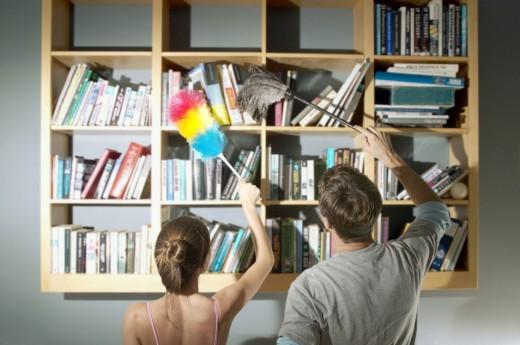 Совместная домашняя работа разрушает брак