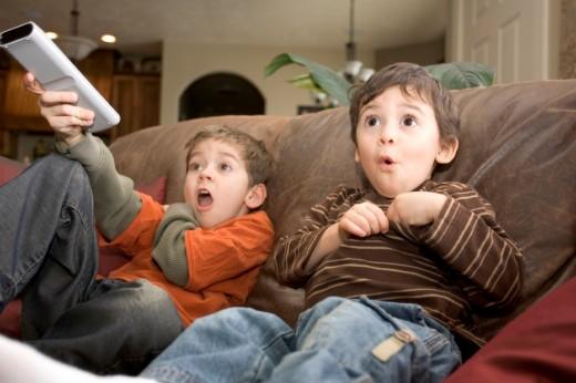 Какие фильмы можно смотреть нашим детям