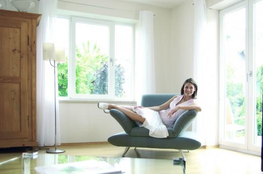 Качественные окна тепло и уют в доме