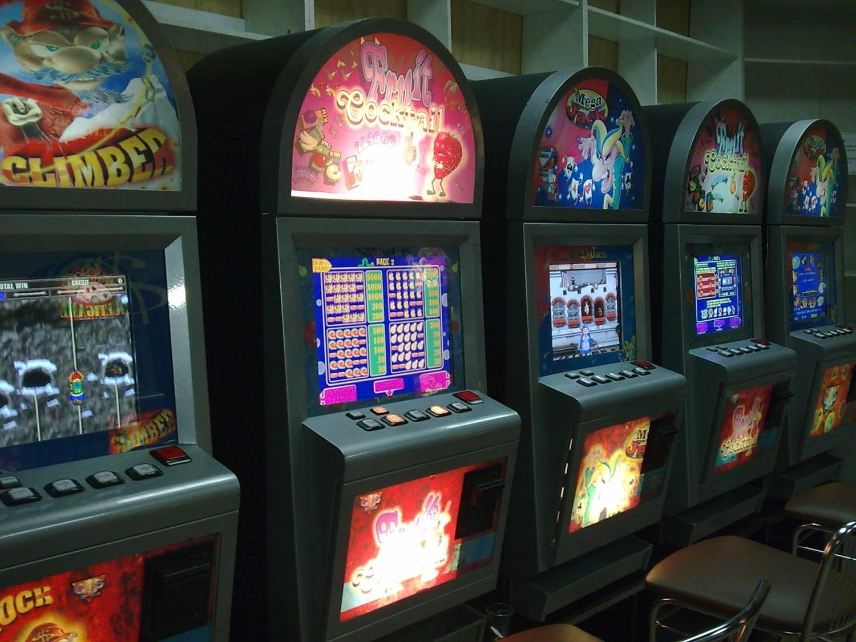 Кто создал игровые автоматы игровые аппараты играть онлайн на деньги