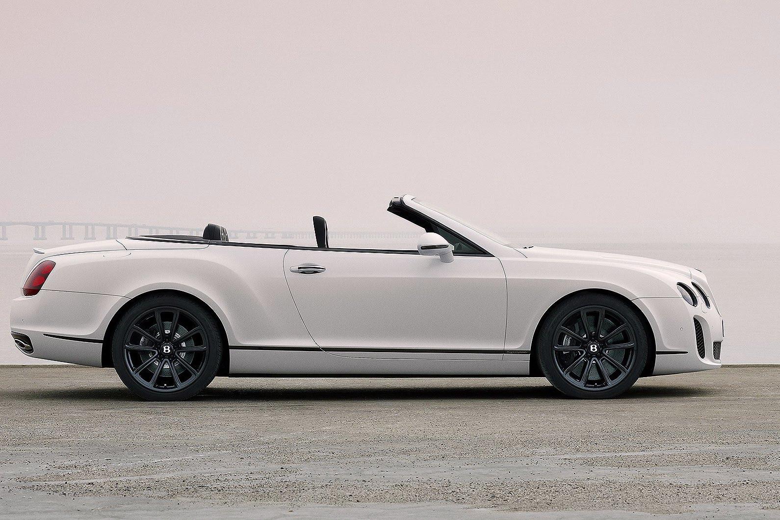 Bentley представила самый быстрый